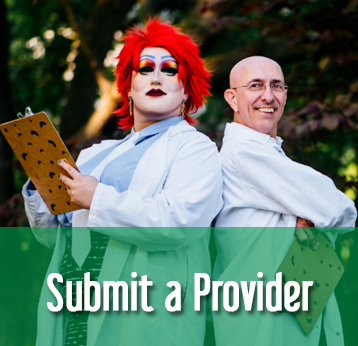 Submit a Provider